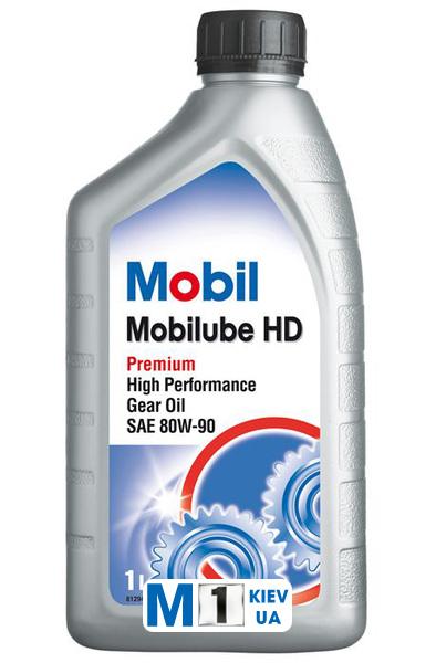 MOBIL Mobilube S 8 W-9 2 л: цены в Москве Купить